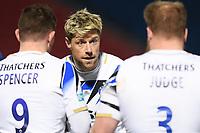 Rugby Union - 2020 / 2021 Gallagher Premiership - Round Nine - Sale Sharks  vs Bath - AJ Bell Stadium<br /> <br /> Bath Rugby's Rhys Priestland.<br /> <br /> COLORSPORT/ASHLEY WESTERN