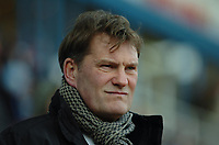 Photo: Ed Godden.<br /> Reading v Wolverhampton Wanderers. Coca Cola Championship. 18/03/2006. <br /> Wolves manager, Glenn Hoddle.