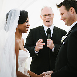 The wedding of Tyra Williams and Chad Harris at Shutters on the Beach in Santa Monica, CA was photographed by Hannah Arista for Docuvitae on June 16th, 2012.