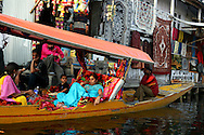 """Dal Lake in Srinagar Kashmir. Srinagar """" the beautiful city"""" is located around a number of lakes and is divided in two by the river Jhelum."""