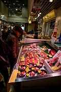 Tsukiji Outer Market, Fish Market, Tokyo, Japan