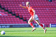 Cameron McGeehan of Barnsley (8) in action during the EFL Sky Bet League 1 match between Barnsley and Coventry City at Oakwell, Barnsley, England on 30 March 2019.
