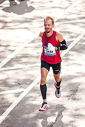 NYC Marathon, Stephen Shay finishes 4th American, running in honor of his brother, Ryan, who died while running 2008 Olympic Trials in Central Park
