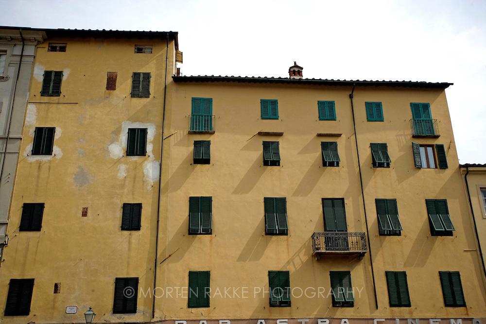 Buliling facade, Italy