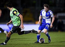 Cameron Hargreaves of Bristol Rovers - Mandatory by-line: Ryan Hiscott/JMP - 12/01/2021 - FOOTBALL - Memorial Stadium - Bristol, England - Bristol Rovers v AFC Wimbledon - Papa John's Trophy