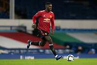 Football - 2020 / 2021 League Cup - Quarter-Final - Everton vs Manchester United - Goodison Park<br /> <br /> <br /> Manchester United's Axel Tuanzebe in action during todays match  <br /> <br /> COLORSPORT/TERRY DONNELLY