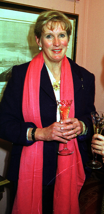PRINCESS TIA ROMANOFF at a party in London on 7th December 1999.MZT 11 wolo