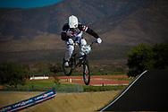 #921 (HARMSEN Joris) NED at the 2013 UCI BMX Supercross World Cup in Chula Vista