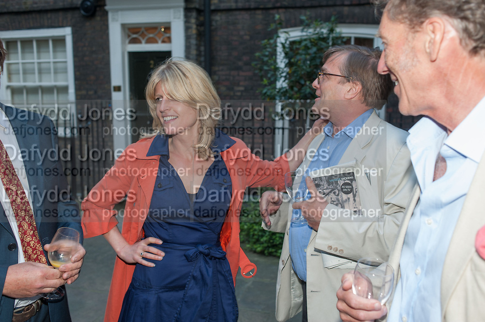 RACHEL JOHNSON; IVO DAWNAY, Elliott and Thompson host a book launch of How the Queen can Make you Happy by Mary Killen.- Book launch. The O' Shea Gallery. St. James's St. London. 20 June 2012.