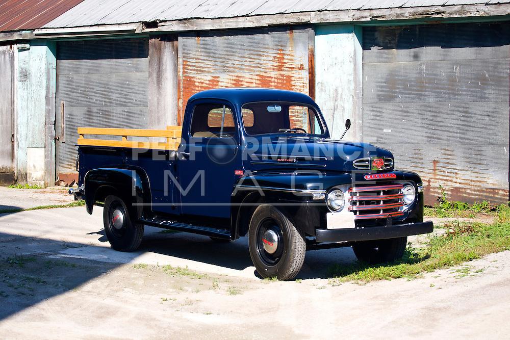 1949 Mercury M 68 Pickup Truck
