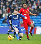 Cardiff City v Blackburn Rovers 020116