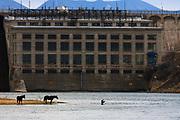 Holter Dam, Montana