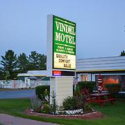 Vindel Motel, Mackinac City