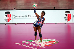 EGONU PAOLA (CONEGLIANO)<br /> FINAL FOUR COPPA ITALIA PALLAVOLO FEMMINILE<br /> RIMINI 14-03-2021<br /> FOTO FILIPPO RUBIN / LVF