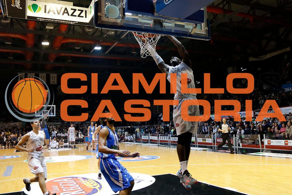 PROVVISORIO Caserta 08/11/2015 - Basket Lega A Campionato Italiano Pallacanestro 2015-16 <br /> Pasta Reggia Caserta - Betaland Capo d'Orlando<br /> nella foto: Dario Hunt<br /> foto Ciamillo
