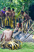 Island of Beqa, Home of firewalkers,  Fiji, Melanesia, South Pacific