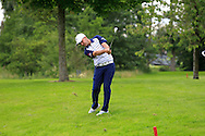 Ian Ellis (ENG) on the 15th fairway during Round 2 of the Northern Ireland Open in Association with Sphere Global & Ulster Bank at Galgorm Castle Golf Club on Friday 7th August 2015.<br /> Picture:  Thos Caffrey / www.golffile.ie