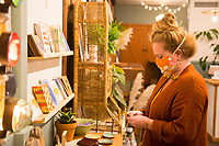 Wild Coast Goods. A small art and home goods shop in Nehalem, OR