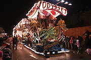 Photo of Odyssey by Masqueraders CC, at the 2010 Bridgwater Guy Fawkes Carnival.