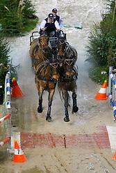 Excell Boyd<br /> Eminenz 22, Lucky 294, Carrington Park Ajax, Bill 22, Pascal 393<br /> CAI-W Geneve 2008<br /> Photo © Hippo Foto