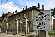 Auschwitz Death Camp, Poland.
