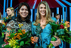 18-12-2019 NED: Sports gala NOC * NSF 2019, Amsterdam<br /> The traditional NOC NSF Sports Gala takes place in the AFAS in Amsterdam / Martine Smeets, Tess Wester