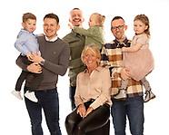 The Thompson Family Photoshoot
