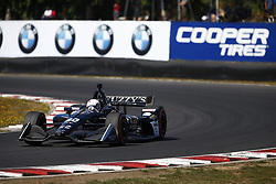 September 2, 2018 - Portland, Oregon, United Stated - ED CARPENTER (20) of the United States battles for position during the Portland International Raceway at Portland International Raceway in Portland, Oregon. (Credit Image: © Justin R. Noe Asp Inc/ASP via ZUMA Wire)