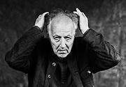 Director Werner Herzog portrait during the 72nd annual Cannes Film Festival on May 20, 2019 in Cannes, France.<br /> <br /> Photo Ki Price / Emulsion London