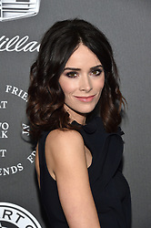 Abigail Spencer attends the Art Of Elysium's 11th Annual Celebration - Heaven on January 6, 2018 in Santa Monica, California. Photo by Lionel Hahn/ABACAPRESS.COM