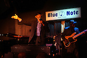 Gil Scott-Heron at Gil Scott-Heron Produced by Jill Newman Productions held at The Blue Note Jazz Club on Augustt 16, 2009 in New York City...The Legendary Gil Scott-Heron played two sets at Blue Note to sold out crowd..***exclusive***