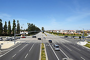 Irvine Boulevard and Jeffrey Rd from Overpass