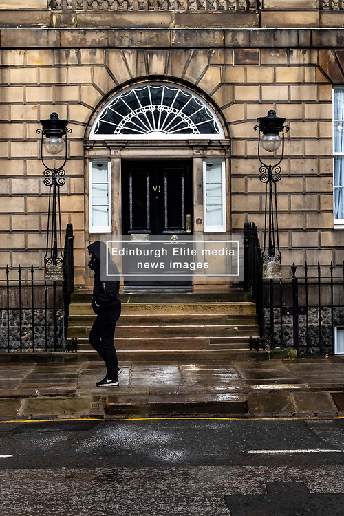 Things may be a bit busy behind the scenes at Bute House ahead of former resident Alex Salmond's scheduled appearance before the inquiry that is investigating the Scottish government's botched handling of harassment complaints against him.