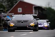 June 4-6, 2021. Lamborghini Super Trofeo, VIR: 21 Justin Price, Dream Racing Motorsport, Lamborghini Atlanta, Lamborghini Huracan Super Trofeo EVO