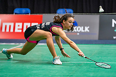 20200201 NED: NK Forza Dutch Championships Badminton, Almere
