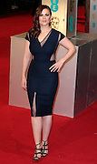 Feb 8, 2015 - EE British Academy Film Awards 2015 - Red Carpet Arrivals at Royal Opera House<br /> <br /> Pictured: Hayley Atwell<br /> ©Exclusivepix Media