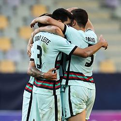 20210603: SLO, Football - European Under 21 Championship 2021, Semifinal, Spain vs Portugal