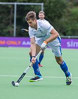 AMSTELVEEN - Sander de Wijn  (Kampong)  tijdens   hoofdklasse hockeywedstrijd mannen, Pinoke-Kampong (2-5) . COPYRIGHT KOEN SUYK