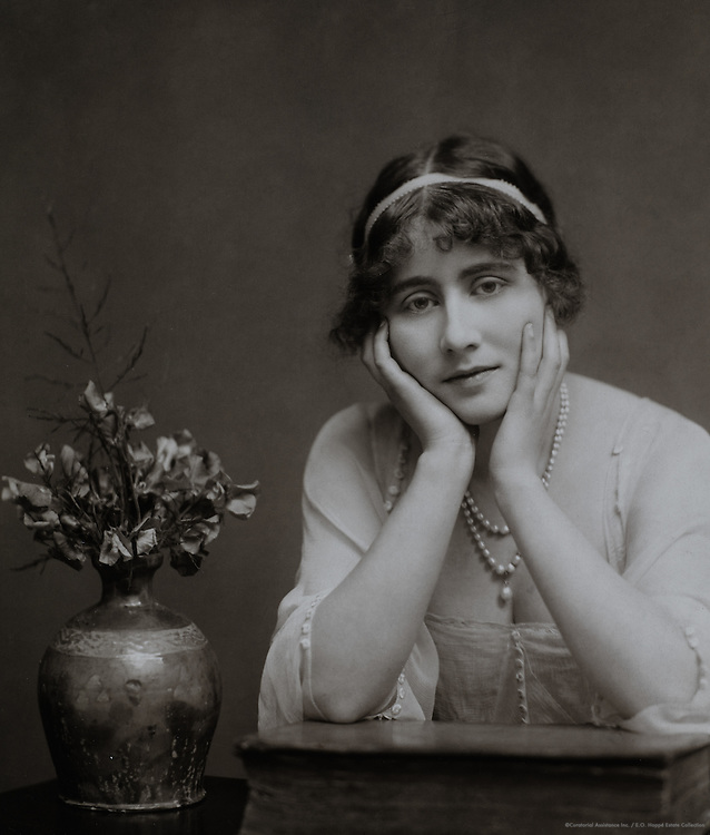 Lady Rosemary Millicent Ward (née Leveson-Gower), England, UK, 1920