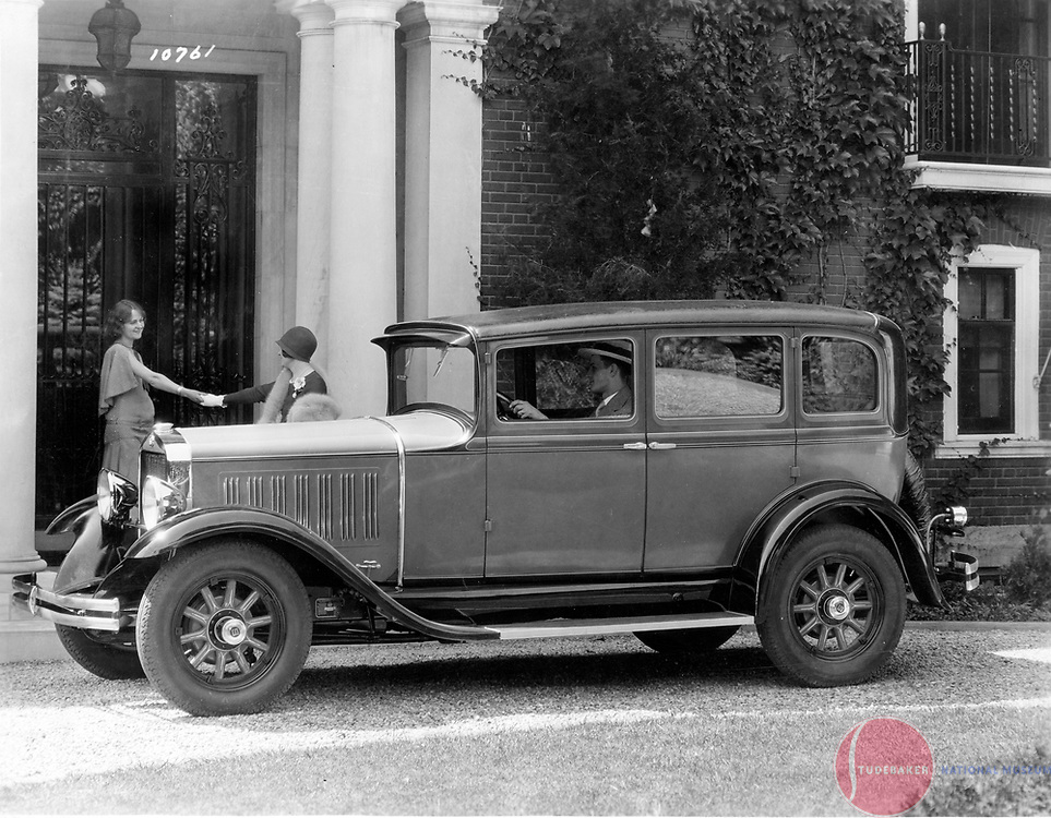1930 Studebaker Dictator Model GL Sedan.