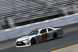 July 20, 2018 - Loudon, New Hampshire, United States of America - Ryan Preece (18) takes to the track to practice for the Lakes Region 200 at New Hampshire Motor Speedway in Loudon, New Hampshire. (Credit Image: © Justin R. Noe Asp Inc/ASP via ZUMA Wire)