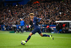 November 2, 2018 - Paris, Ile-de-France, France - Neymar Jr #10  during the french Ligue 1 match between Paris Saint-Germain (PSG) and Lille (LOSC) at Parc des Princes stadium on November 2, 2018 in Paris, France. (Credit Image: © Julien Mattia/NurPhoto via ZUMA Press)