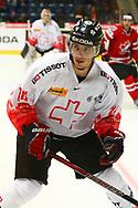 01.Mai 2012; Kloten; Eishockey - Schweiz - Kanada; Roman Wick (SUI)<br />  (Thomas Oswald)