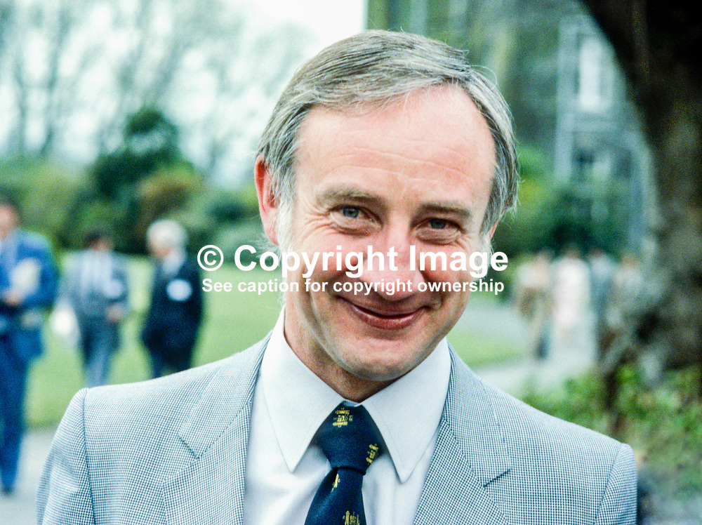 Pat O'Hara, Assistant General Manager, Cork, Bank of Ireland, Rep of Ireland, 198004005641<br /><br />Copyright Image from images4media.com (or the named photographer)