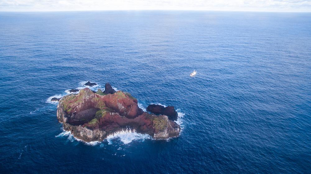 L'Esperance Rock, Kermadec Islands