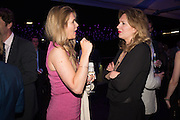 CELIA WALDEN; TESSA FELLOWES, Preview for The London Motor Show, Battersea Evolution. London. 5 May 2016
