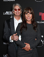 Kate Del Castillo and Eric Roberts at La Reina Del Sur Season 2 Hollywood Premiere on April 09, 2019 in Hollywood, CA, United States (Photo by Jc Olivera for Telemundo)