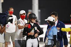 De Liedekerke-Meier Lara, BEL<br /> Olympic Games Tokyo 2021<br /> © Hippo Foto - Stefan Lafrentz<br /> 30/07/2021