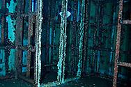 Mess hall storage, USS Kittiwake