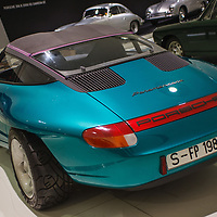 Porsche Panamericana, Porsche Museum, Stuttgart, Germany, 15 February 2010